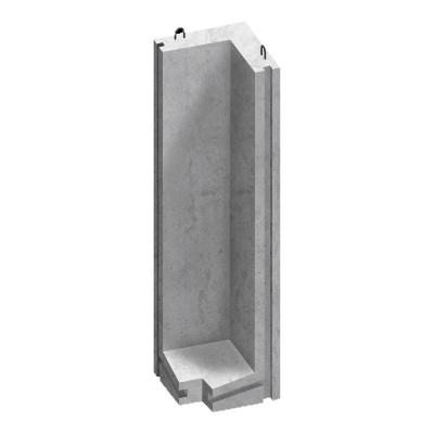 Стеновые блоки КУ-21