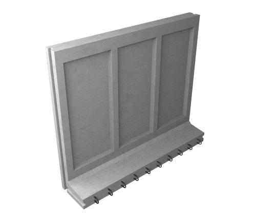 Стеновые и угловые блоки коллекторов